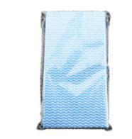 China Nonwoven Fabric Custom Printed Folding Hand Towels Eco-Friendly wholesale