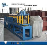 China Hydraulic System Rolling Shutter Machine , Door Frame Roll Forming Machine wholesale
