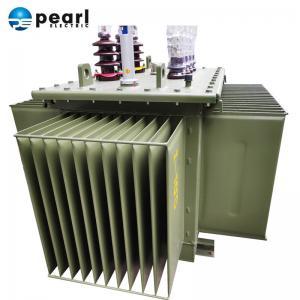 China High Power Liquid Immersed Transformer / Encapsulated Three Phase Power Transformer wholesale