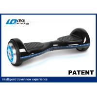China Fashionable 6.5 Inch Self Balancing Two Wheel Scooter 350W Motor Power With LED Light wholesale