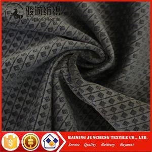 China Factory Luxury Fashion Design Polyester Burnout Velvet Fabric Wholesale For Men Suit wholesale