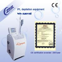 China Modern Intensive Pulse Light Laser Hair Therapy Machine 5 Pulse 380nm / 480nm wholesale