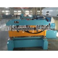 China 27.5-35.5Kw Floor Decking Forming Machine / Steel Roll Forming Equipment For Floor Bearing Plate wholesale