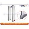China OEM / ODM 6 multi zones high sensitive Walk Through Metal Detector Door Frame wholesale
