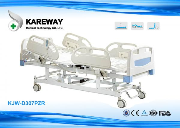 Quality Three Functions Electric Care Bed KJW-D307PZR for sale