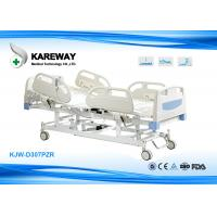 China Three Functions Electric Care Bed For America California Cancer Hospital wholesale