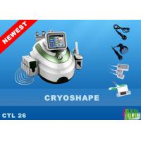 China 650nm Wavelength Cryolipolysis Slimming Machine For Broke The Cell Membrane wholesale