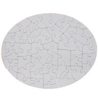 China White Paper 1000 Piece Jigsaw Puzzles / Sublimation Custom Jigsaw Puzzles wholesale