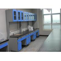 Buy cheap Modular Dental Laboratory Furniture With Wall Hanging Cabinet from wholesalers