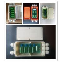 China 4 Wires Stainless Steel Junction Box , Floor Scale / Pallet Scale Plastic Junction Box wholesale