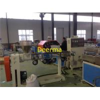 China Braided Plastic Pipe Extrusion Line For PVC Fiber Reinforced Hose Garden Use wholesale