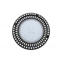 China Waterproof 100V - 277V UFO High Bay LED Warehouse Use Industrial Fixture Round Lamp wholesale