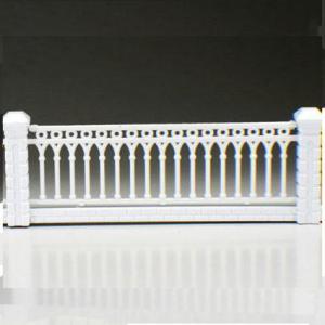 China LAYOUT MODEL Plastic Guardrail,AL100-04 SCALE 1/100 wholesale