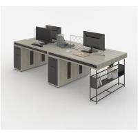 China Customizable Simple Style Office Staff Furniture with Metal Flip Non Toxic Materials for Company Home Study Room on sale