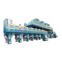 "Supermachine S120"" Full Servo High Speed Wallpaper Production Line"