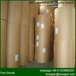 China C2S Coated Glossy Chromo Art Paper 250g 300gsm wholesale