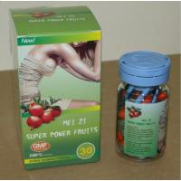 China Meizi Super Power Fruits Slimming Capsules Weight Loss Capsules Quick Slim(OEM is welcome) wholesale