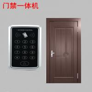 F007 Standalone Door Access Control System Single Door RFID Card Door Control Reader