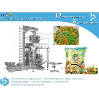 China Weighting packing machinery for fresh vegetable leaf salad,leafy greens,baby leaf salad lettuce wholesale