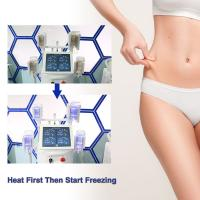 China Liposuction Body Sculpting Cellulite Removal Freezing Fat FDA Approved Cryolipolysis Cryo Fat Vacuum Liposuction Machine wholesale