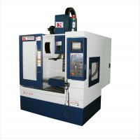 Buy cheap 3 Axis Cnc Vertical Machining Center, High Speed Direct Driven Spindle from wholesalers