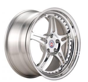 Custom-Made 3 Piece Forged Wheel
