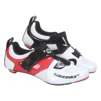 China Triathlon Road Racing Bicycle Shoes Breathable Fast Dry Bike Racing Shoes Footwear on sale
