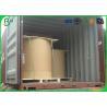 China rolo enorme sem revestimento de papel deslocado de 55G 60GSM 70g 80G Woodfree para folhetos wholesale