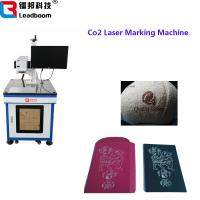 China Co2 Laser Carving Machine For Ceramic Rotator , Laser Marker Machine For Model Products wholesale