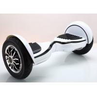 China Portable 10 Inch Inflatable Tire Hoverboard With Bluetooth Speaker , 36v Voltage wholesale