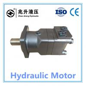 China zhaosheng hydraulic  BMT/OMT160 hydraulic motor,orbital motor rotary coupling,hydraulic drive wheel omt wholesale