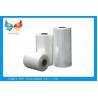 China Película de encogimiento imprimible impermeable del PVC, película del abrigo de la comida para las industrias farmacéuticas wholesale