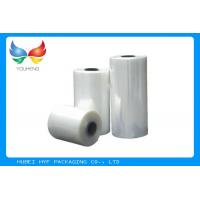 China Waterproof PVC Printable Shrink Film, Label Wrap Film For Pharmaceutical Industries wholesale