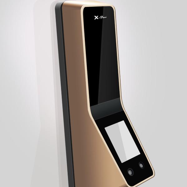 automatic time card machine