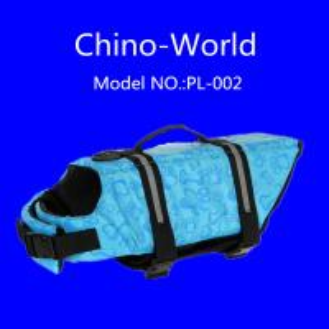 China Dog life jacket with printing on sale