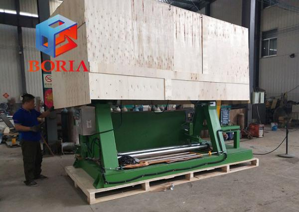 Quality 3 - 30mm Tape Thickness Belt Conveyor Machine Steel Belt Winding Machine for sale