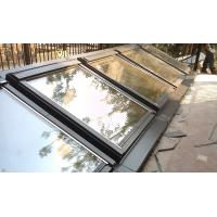 China Exclusive 90 degree opening roof skylight window motorized skylight covers skylight roofing motorized skylight blinds wholesale