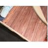 China Crown Cut Santos Veneer Plywood for Cabinet/Furniture Usage wholesale