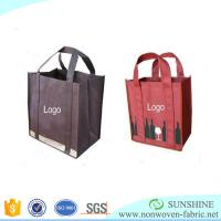 China Best quality for colorful PP spunbond nonwoven fabric,100%polypropylene,for making shopping bags wholesale