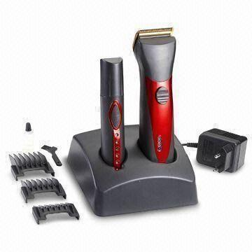 Rechargeable 2-in-1 Hair Clipper with Rechargeable and Cordless Features