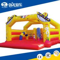 China simple PVC inflatable bounce, inflatable moonwalks for sale on sale