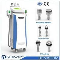 China CE / FDA approved safety 1800w 5 treatment handles cellulite treatment fat freezing slimming cryolipolysis machine on sale