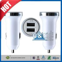 China Android Universal USB Power Adapter Car Charger for Smartphone wholesale