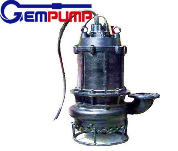 Quality Black NSQ diving  power plant pump 25~2400m³/h Flow <=60℃ Medium maximum temperature for sale
