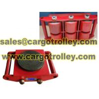 China machine skate for machinery moving on sale