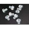 China Винты ясной пластиковой круглой головки Филлипс метрические микро- для электроники М3 кс 5 wholesale