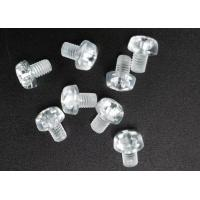 China PC Phillips Round Head Metric Micro Screws For Electronics Full Threads M3 X 5 wholesale