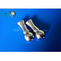 Stainless Steel CNC Machine Electrical Parts Turning Polishing Tube For Fitness Equipments
