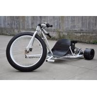 China Cooling 6.5HP Drift Trike For Sale Gas Powered Drift Trike  For Racing 3 Wheel wholesale