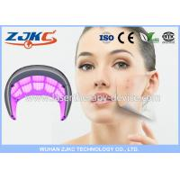 LED spa beauty face care machine with infrared light for pain relief